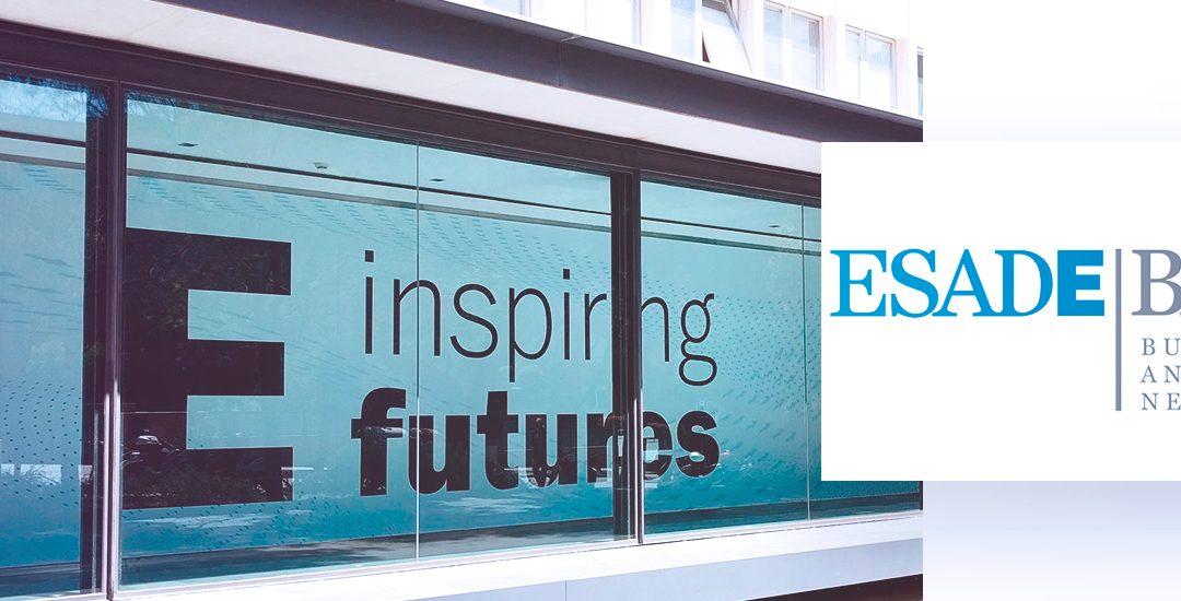 Dinbeat en el desayuno con inversores de ESADE