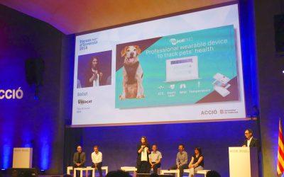 Dinbeat, una de las 3 StartUps finalistas del segmento salud en el foro de inversión de Acció