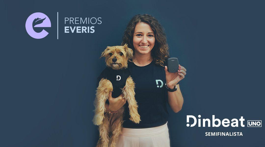Dinbeat, semifinalista del Premio everis España 2020